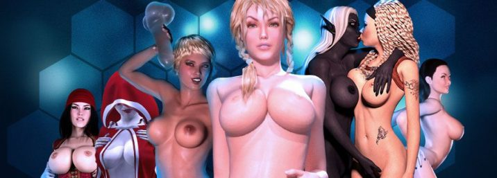 Download 3D Girlz Forever online porn game with fucking