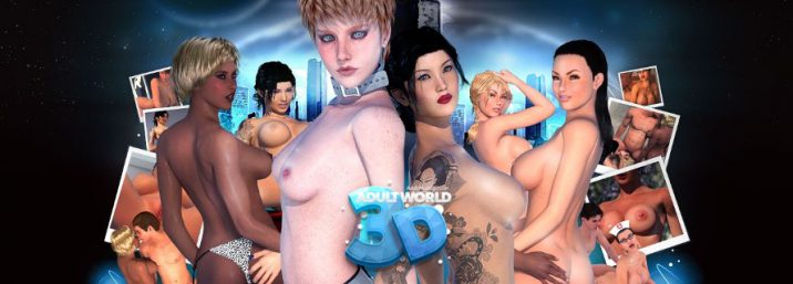 Adult World 3D game download free to play online