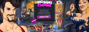 Big Bang Empire Android APK mobile browser porn game