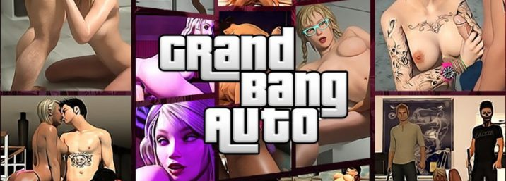 Download Grand Bang Auto game the porn version of GTA