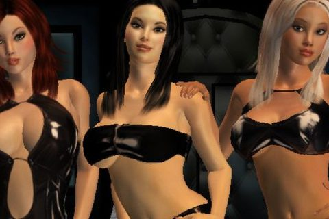 Download and play interactive xxx games with 3D girls