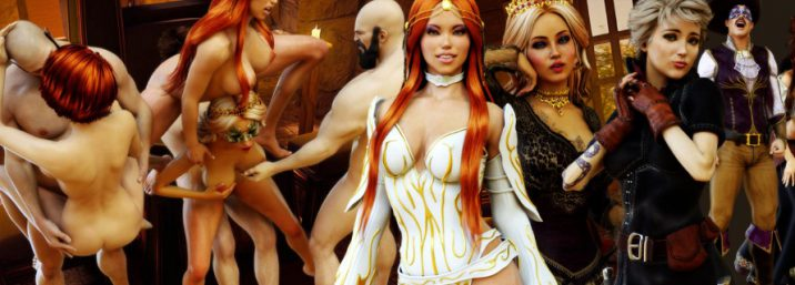 Play Seducing the Throne online game by Lesson of Passion