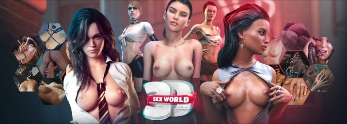 SexWorld3D download game with free trailer